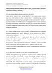 Sprawozdanie z ewaluacji wewnętrznej. Nabywanie przez dzieci wiadomości i umiejętności określonych w podstawie programowej  - strona 5 z 6